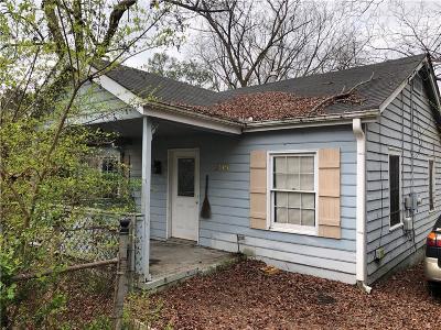 East Atlanta Single Family Home For Sale: 2115 Cavanaugh Avenue SE