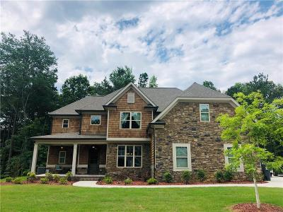 Villa Rica Single Family Home For Sale: 8350 Nolandwood Lane