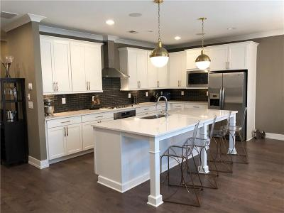 Woodstock Condo/Townhouse For Sale: 127 Bellehaven Drive