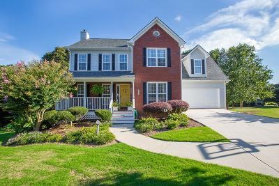 Loganville Single Family Home For Sale: 3220 Plantation Run Drive