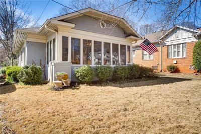 Decatur Single Family Home For Sale: 305 Kings Highway