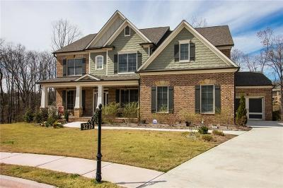 Buford Single Family Home For Sale: 3216 Sweetleaf Lane