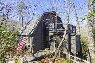 Big Canoe Single Family Home For Sale: 249 Dogwood Lane