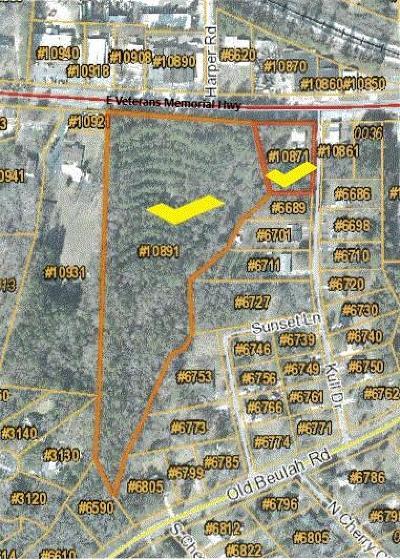 Douglas County Residential Lots & Land For Sale: 10871 E Veterans Memorial Highway