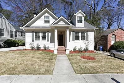 Peachtree Park Single Family Home For Sale: 762 Martina Drive