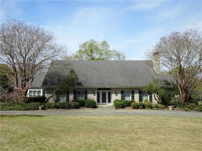 Covington Single Family Home For Sale: 6130 Ginn Street SE
