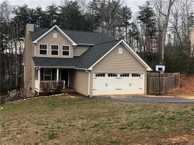 Dahlonega Single Family Home For Sale: 280 Brookwoods Lane