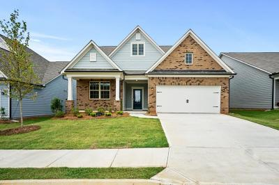 Holly Springs Single Family Home For Sale: 214 William Creek Drive