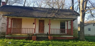 Rockmart Single Family Home For Sale: 803 Fairview Road