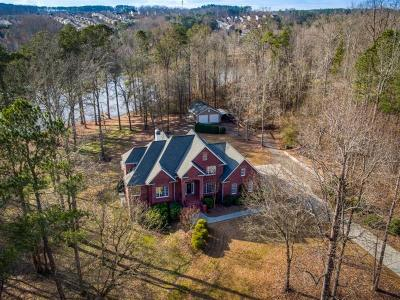 Canton Single Family Home For Sale: 365 Hickory Cove Drive