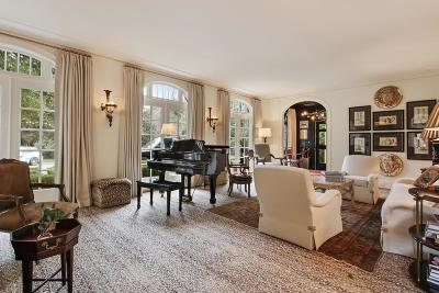 Single Family Home For Sale: 20 Cherokee Road NW