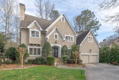 Alpharetta Single Family Home For Sale: 2065 Compton Way