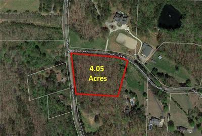 Woodstock Residential Lots & Land For Sale: 1300 Jep Wheeler Road
