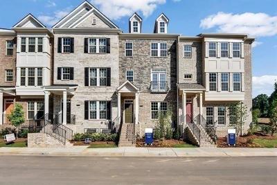 Decatur Condo/Townhouse For Sale: 2165 Rock Creek Park