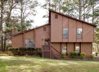 Buford Single Family Home For Sale: 2680 Tybee Drive