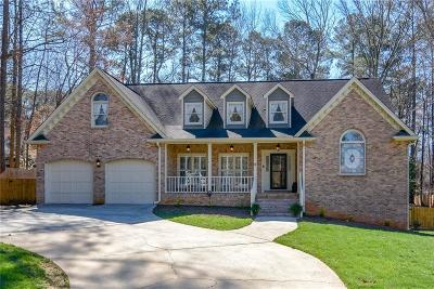 Peachtree Corners, Norcross Single Family Home For Sale: 846 Sunset Drive
