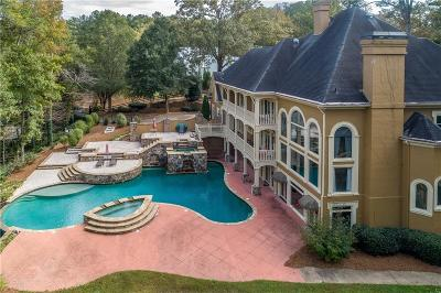 Alpharetta Single Family Home For Sale: 2280 Hopewell Plantation Drive