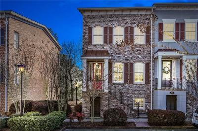 Sandy Springs Condo/Townhouse For Sale: 1011 Pearl Point