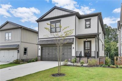 Decatur Single Family Home For Sale: 33 McEvoy Lane