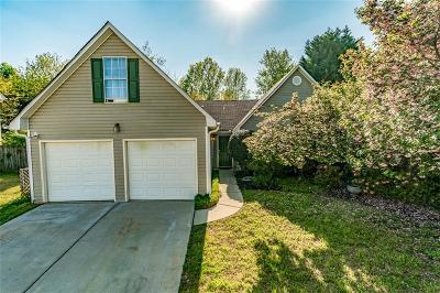 Suwanee Single Family Home For Sale: 3944 Riverstone Drive