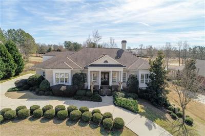 Barrow County, Forsyth County, Gwinnett County, Hall County, Newton County, Walton County Single Family Home For Sale: 1464 Georgia Club Drive