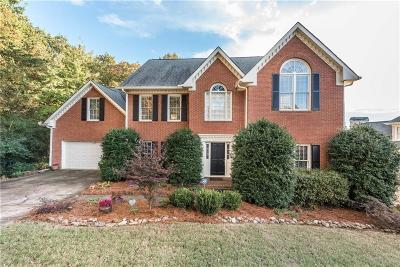 Single Family Home For Sale: 4408 Rosemary Court