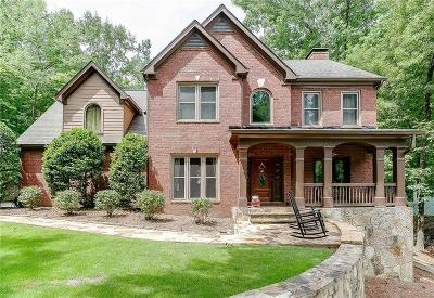 Buford Single Family Home For Sale: 3075 Springlake Drive