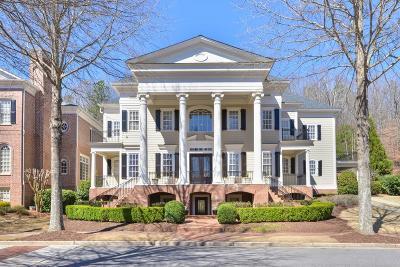 Alpharetta Single Family Home For Sale: 3125 W Addison Drive