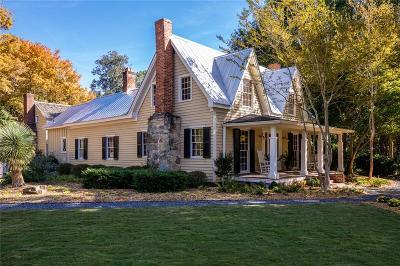 Sandy Springs Single Family Home For Sale: 7865 Nesbit Ferry Road