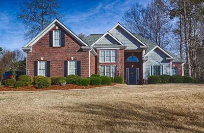 Monroe Single Family Home For Sale: 200 Providence Club Drive