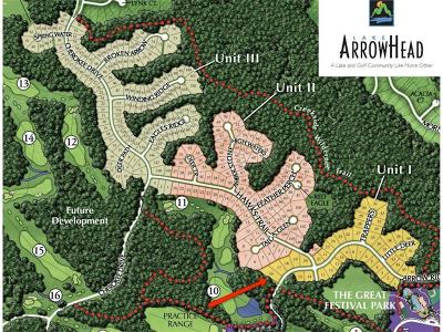 Lake Arrowhead Residential Lots & Land For Sale: 192 Arrowridge Drive