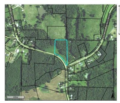 Haralson County Residential Lots & Land For Sale: 00 Old Hwy 100