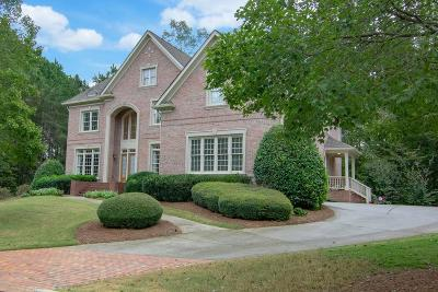 Johns Creek Single Family Home For Sale: 790 Vista Bluff Drive