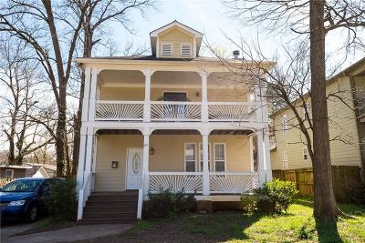 Summerhill Single Family Home For Sale: 69 Haygood Avenue