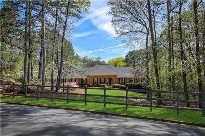 Johns Creek Single Family Home For Sale: 105 Bellacree Road