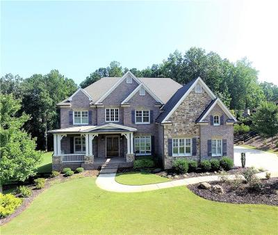 Milton  Single Family Home For Sale: 16705 Quayside Drive