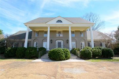 Carrollton Single Family Home For Sale: 196A Folds Road