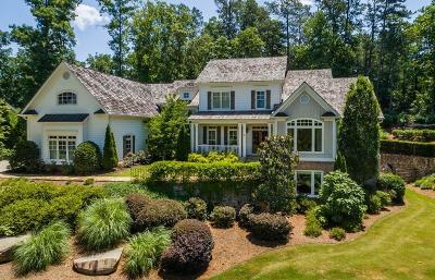 Alpharetta Single Family Home For Sale: 845 Owens Lake Road