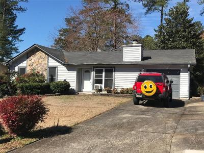 Lilburn Single Family Home For Sale: 858 Glasgow Drive