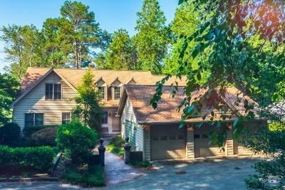 Dawson County Single Family Home For Sale: 920 Elliott Road