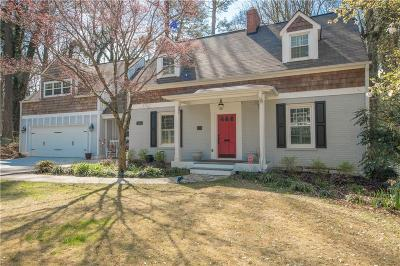 College Park Single Family Home For Sale: 2050 Lyle Avenue