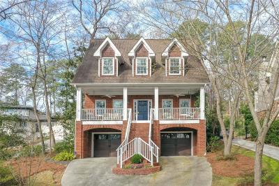 Decatur Single Family Home For Sale: 240 Seneca Street