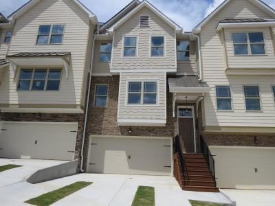 Gainesville Condo/Townhouse For Sale: 3478 Abbey Way