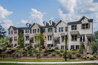 Chamblee Condo/Townhouse For Sale: 3151 Rutter Drive