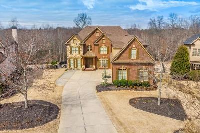 Cumming Single Family Home For Sale: 6095 Boulder Bluff Drive