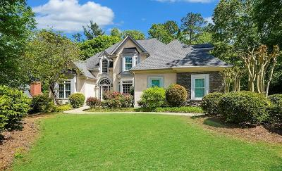 Douglasville Single Family Home For Sale: 3538 Greenshire Court