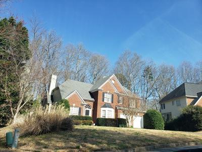 Alpharetta Single Family Home For Sale: 610 Evening Pine Lane
