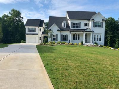 Milton Single Family Home For Sale: 160 Horizon Hill