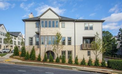 Atlanta Condo/Townhouse For Sale: 3640 Allegretto Circle #154