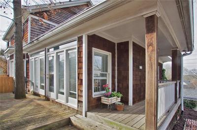 Virginia Highland Condo/Townhouse For Sale: 770 Barnett Street NE